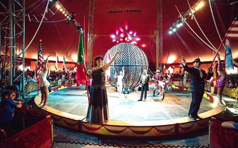 Latest Canadian circus news