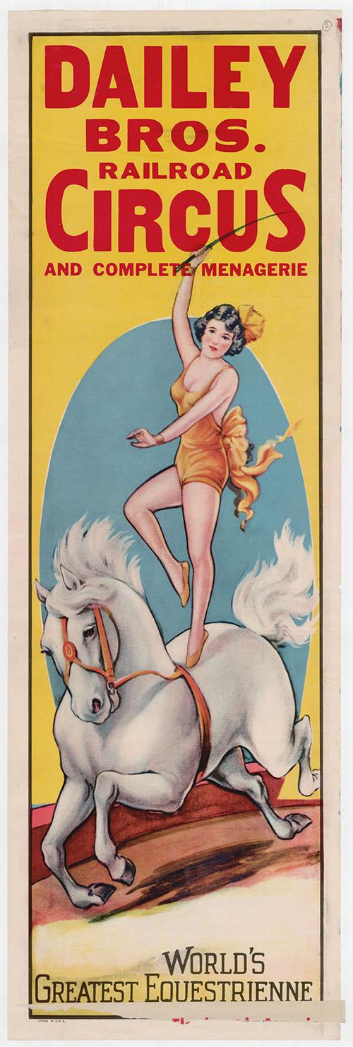 dailey circus