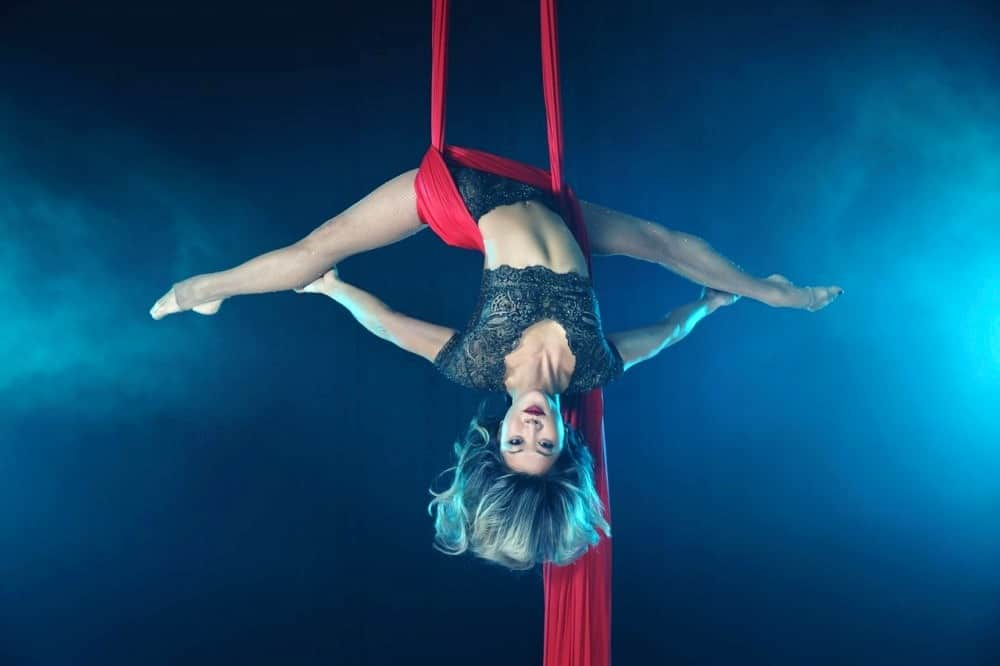 Centre of Gravity: Canadian Circus Society